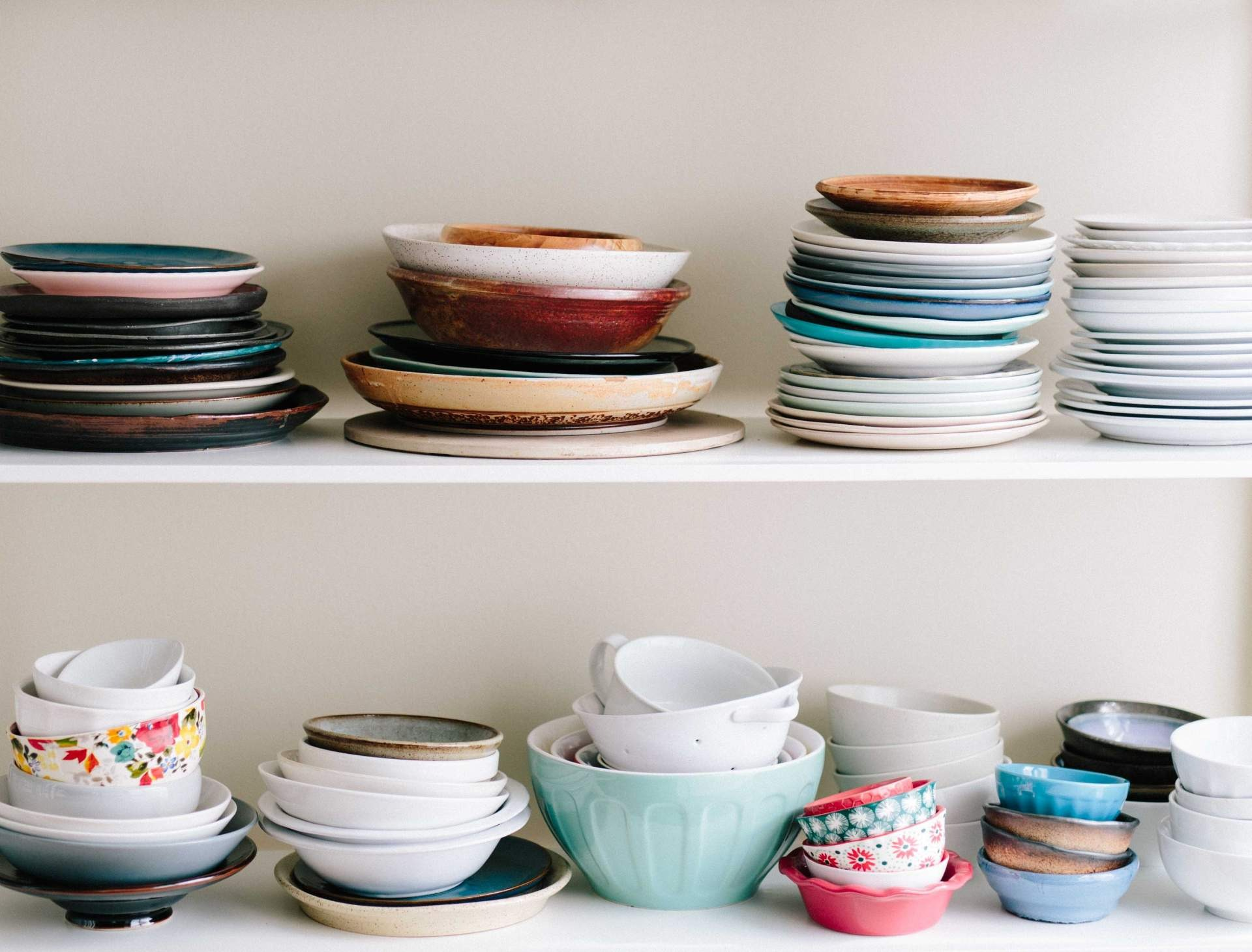 This is an image of kitchen supplies.