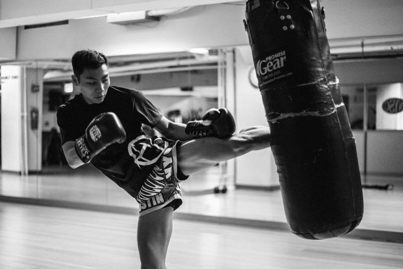 Kickboxing Class Scottsdale