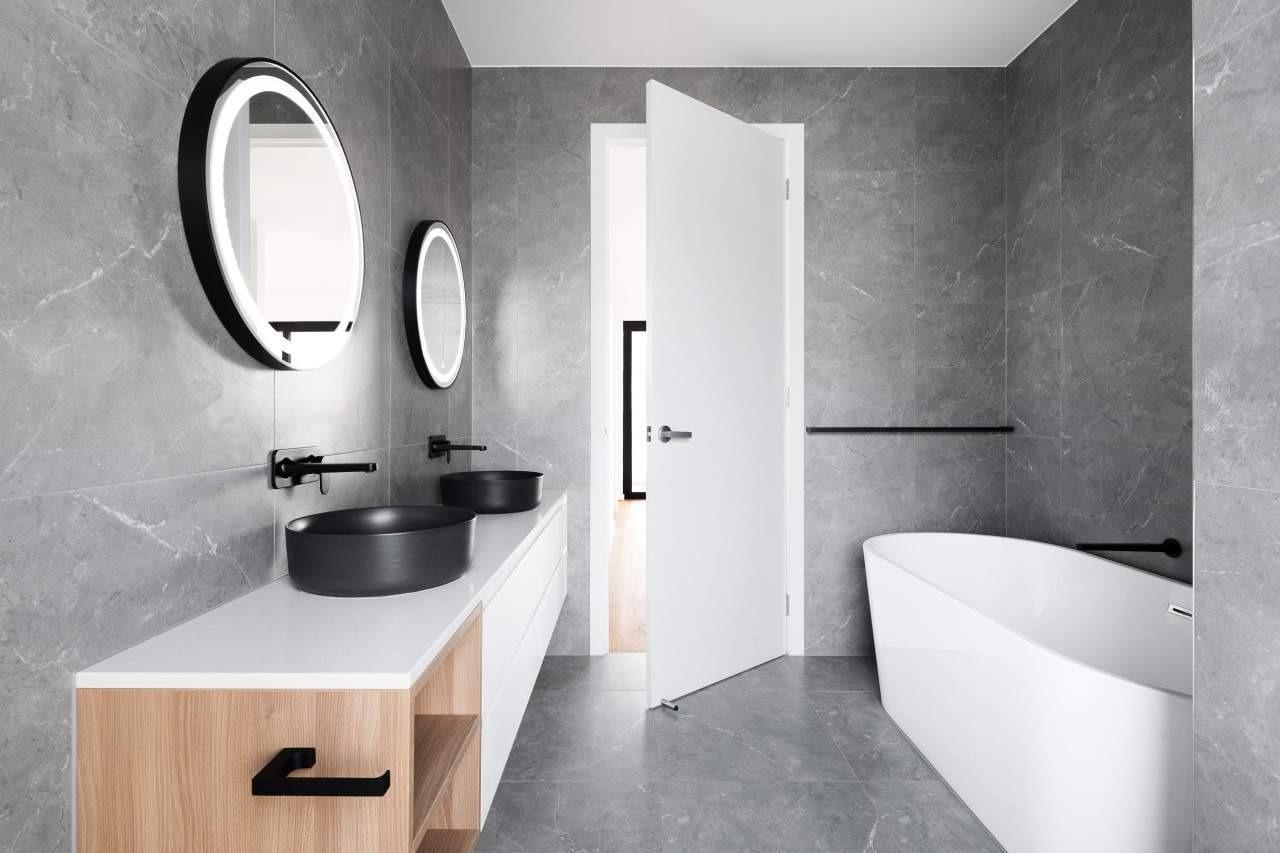 Master Bathroom Las Vegas