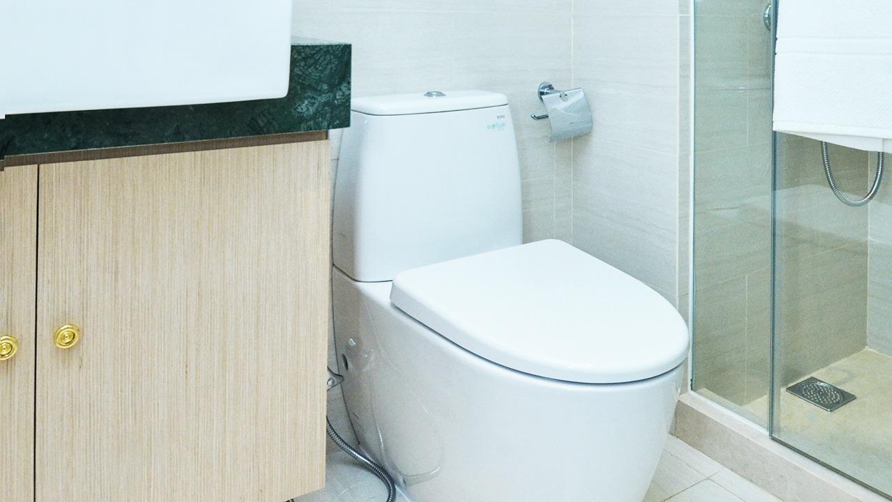 Toilet Installation Arlington