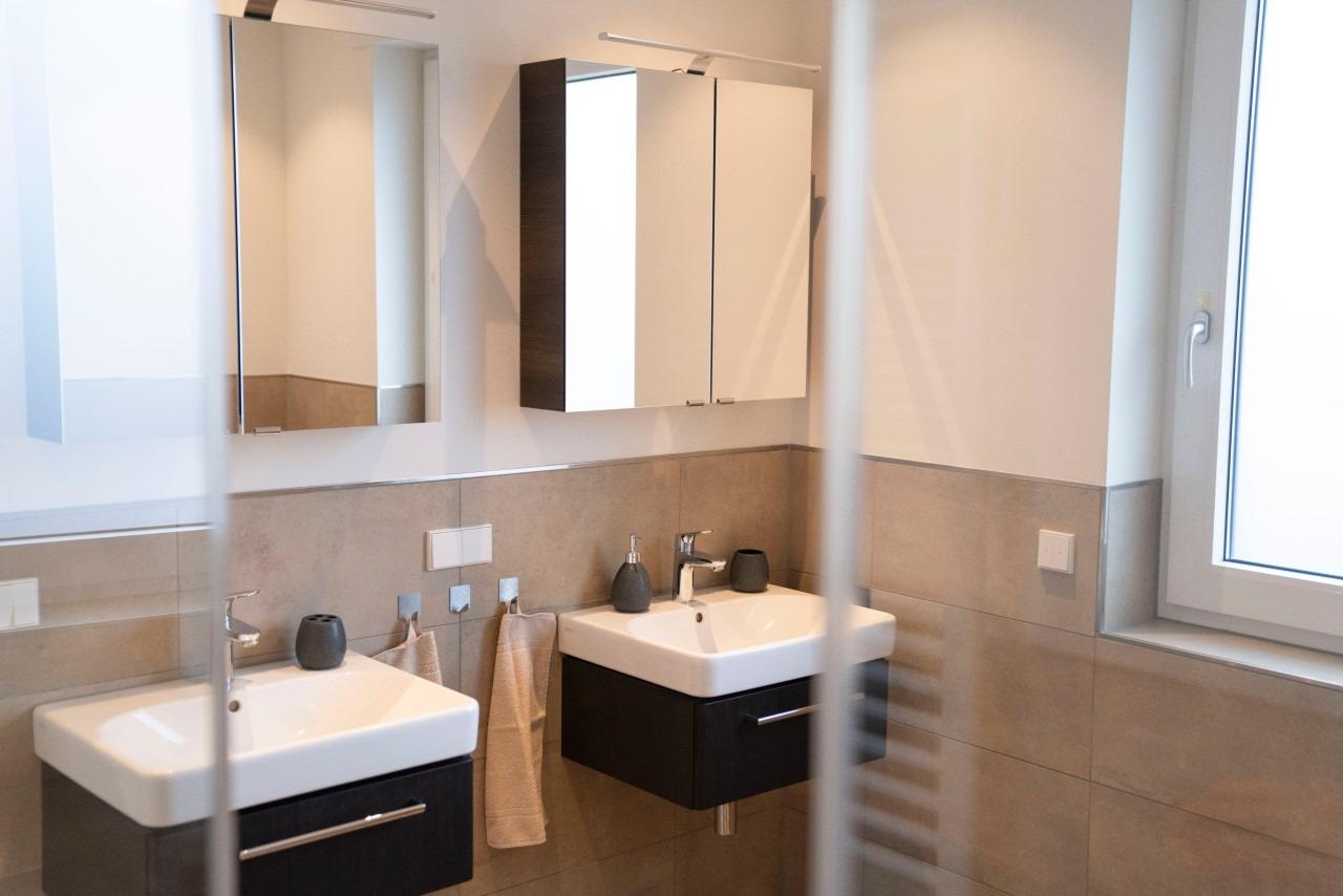 Bathroom Vanity Installation Arlington