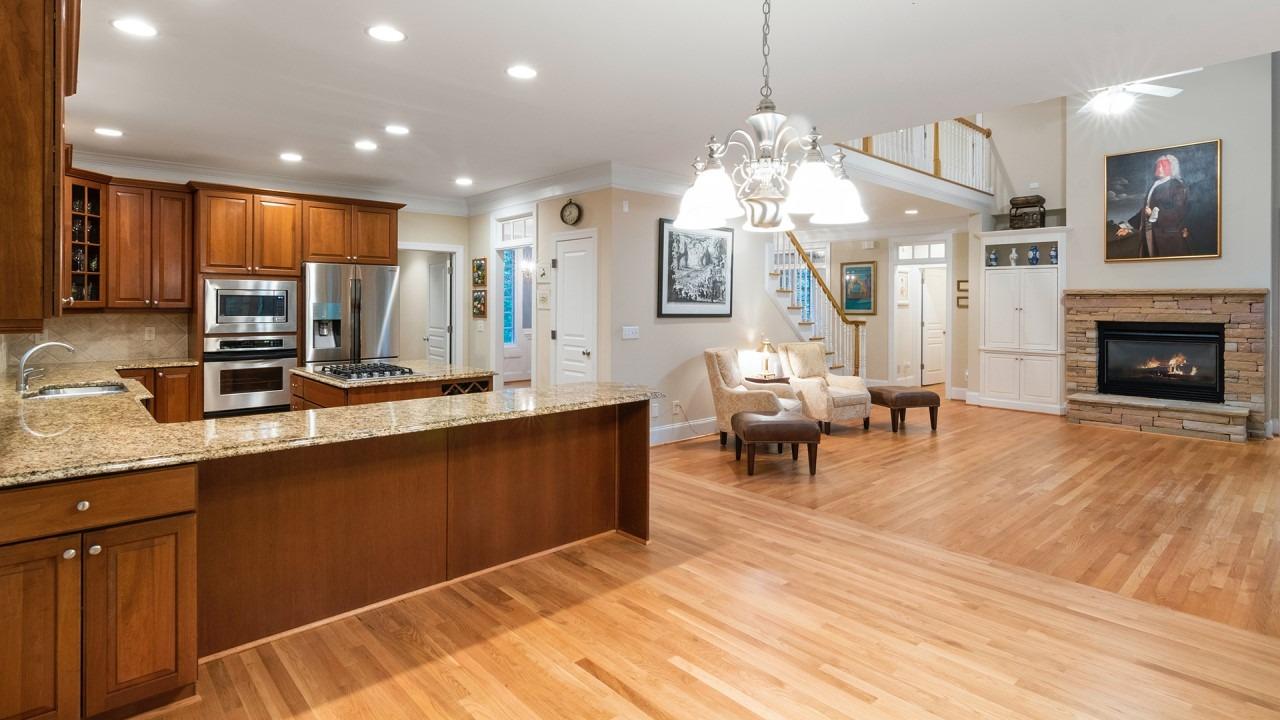 Kitchen Flooring Boston