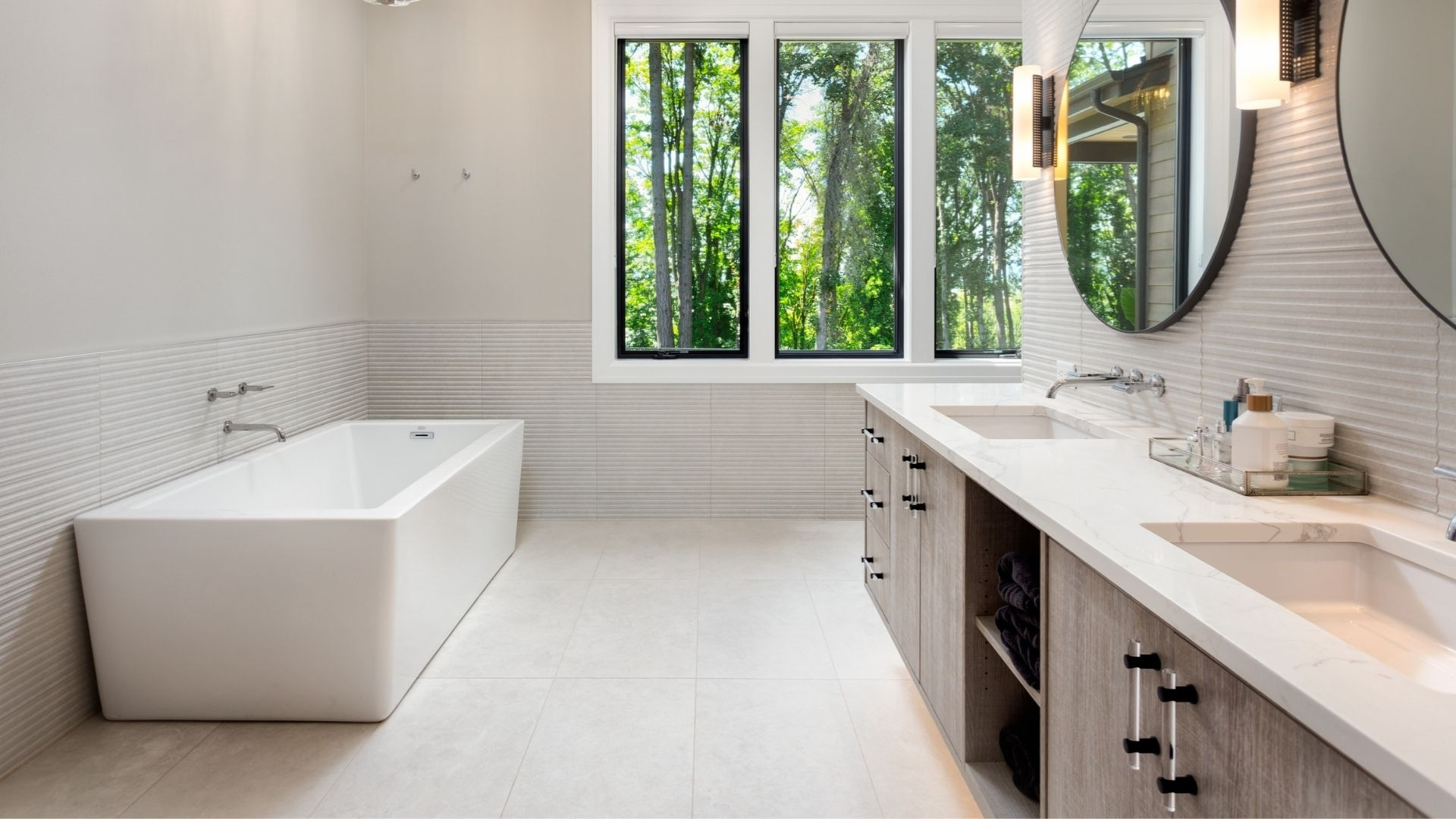 Bathroom Flooring Boston