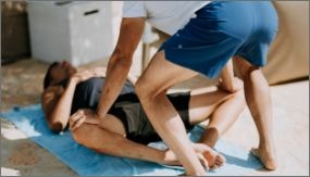 Sports Injuries Therapy in Chiropractor Santa Ana
