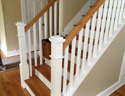 Safety Rails And Handrails