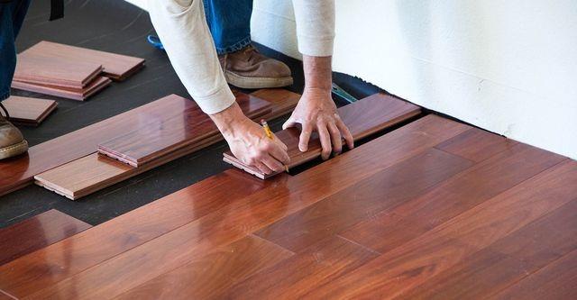 Laminate & Vinyl Plank Flooring