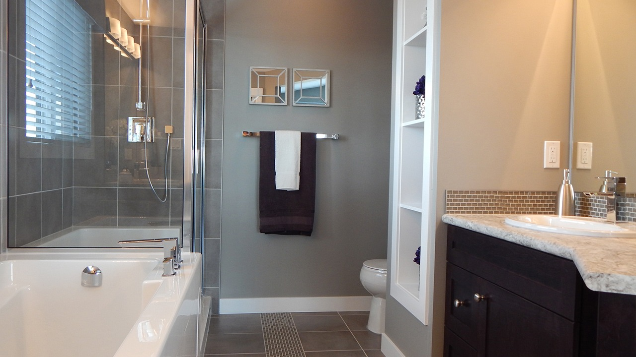 Master Bathroom San Jose