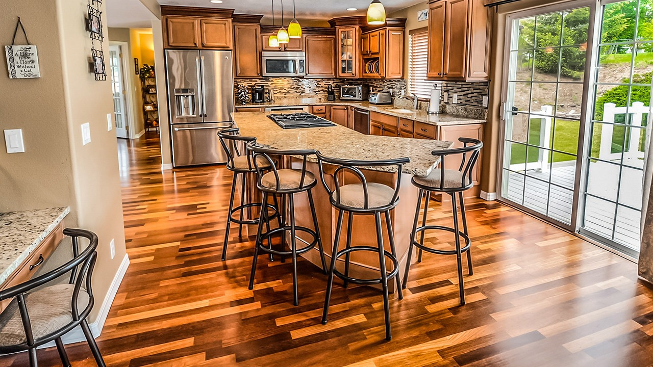 Kitchen Flooring Stockton